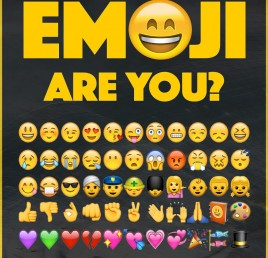 what EMOJIs are you?
