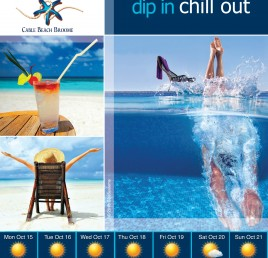 dip in, chill out!