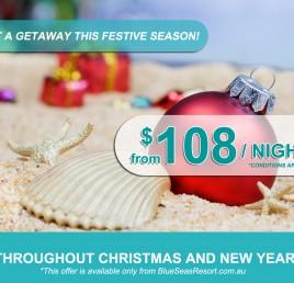 Gift A Getaway This Festive Season!